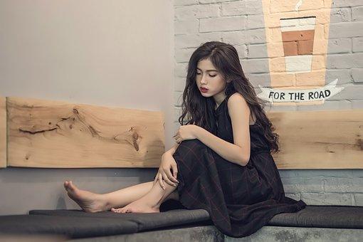 Ensamhet kan vara symptom på stress