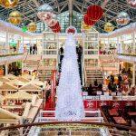 Varierad shopping på köpcentrum i Haninge