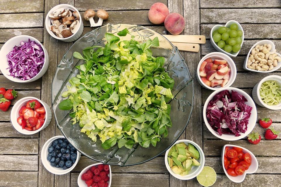Evenamang där de närvarande får lära sig mer om raw food