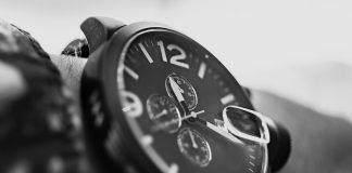Ett analogt och multifunktionellt armbandsur från Hublot